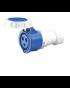 เพาเวอร์ ปลั๊ก HT-2131 (กันน้ำ)